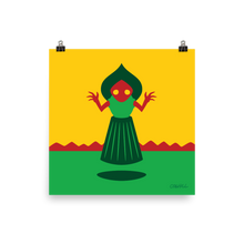 Load image into Gallery viewer, Flatwoods Monster print