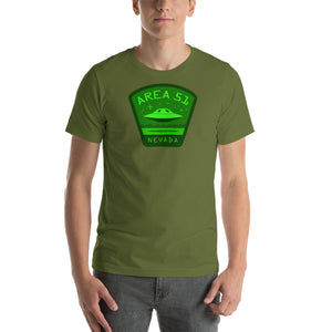 Area 51, Nevada T-Shirt