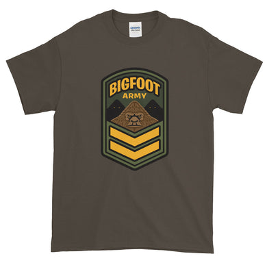 Bigfoot Army Short-Sleeve T-Shirt