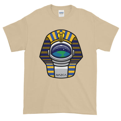 Pharaoh Astronaut ancient alien short-sleeve t-shirt