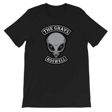 The Grays Motorcycle Club T-Shirt