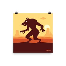 Load image into Gallery viewer, Skinwalker print