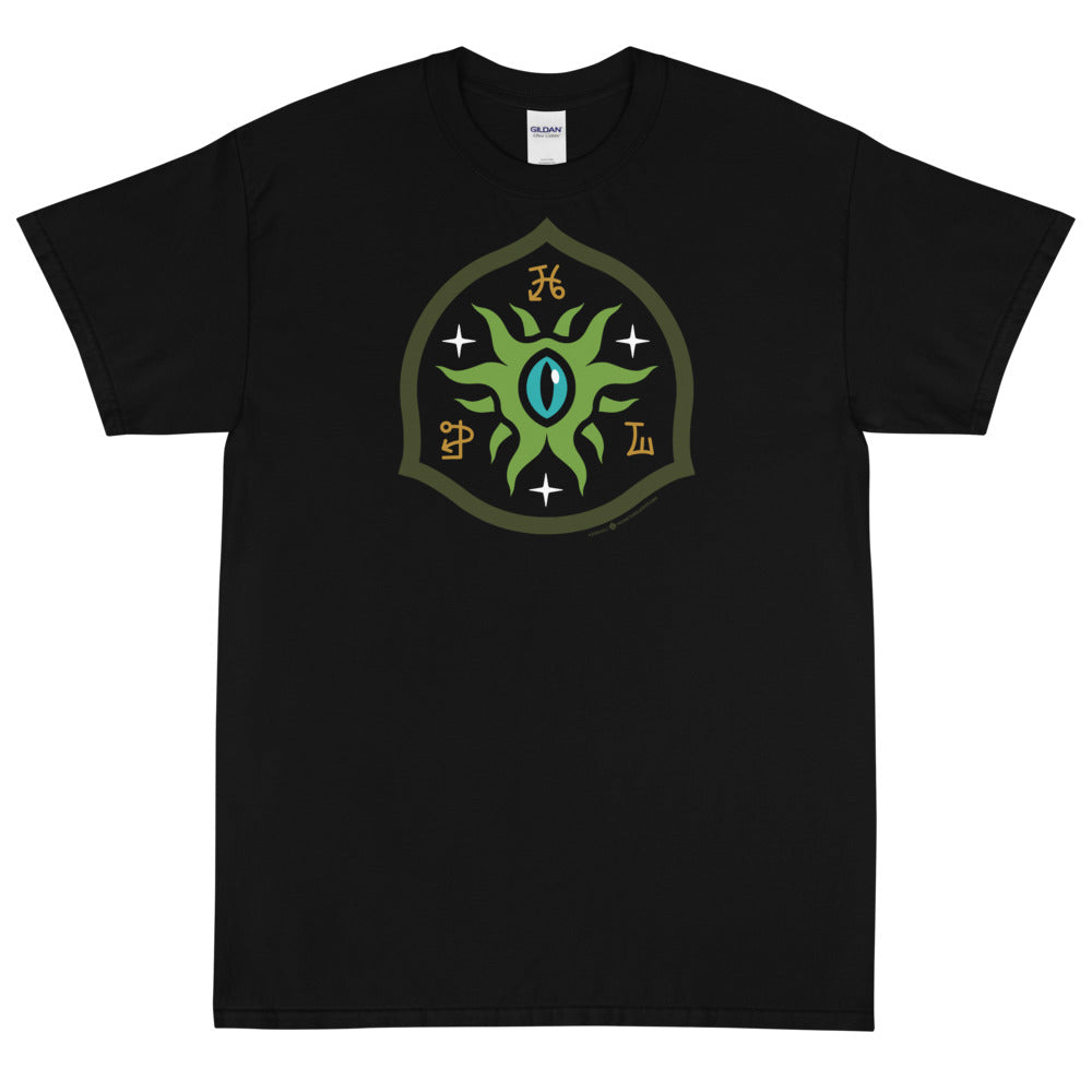 Eye Of Shoggoth Short Sleeve T-Shirt