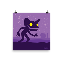 Load image into Gallery viewer, Hopkinsville Goblin print