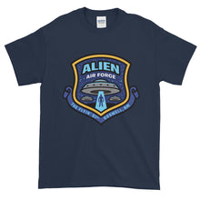 Load image into Gallery viewer, Alien Air Force UFO Short-Sleeve T-Shirt