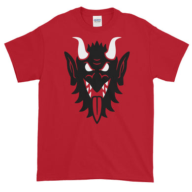 Krampus Face Short-Sleeve T-Shirt