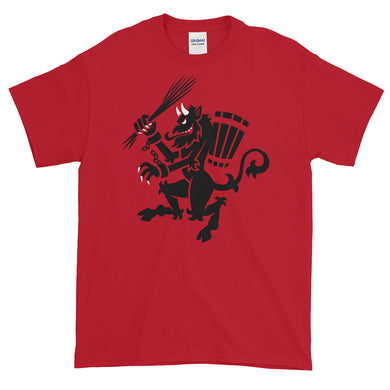 Rampant Krampus Short-Sleeve T-Shirt