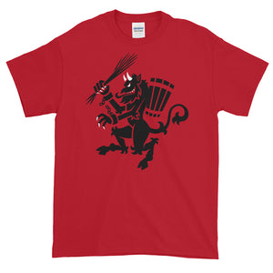 Krampus Rampant Short-Sleeve T-Shirt