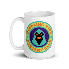 Load image into Gallery viewer, Meddling Kids Mystery Club coffee mug