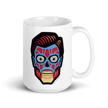 Load image into Gallery viewer, They Live Alien Head coffee mug