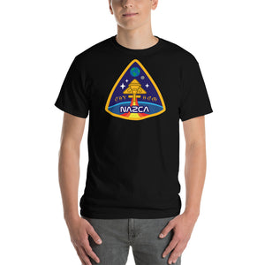 Ancient Astronaut Officer's Insignia Short Sleeve T-Shirt