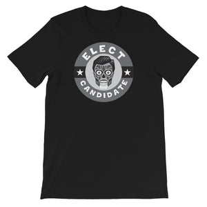 Elect Candidate (Grayscale) T-Shirt