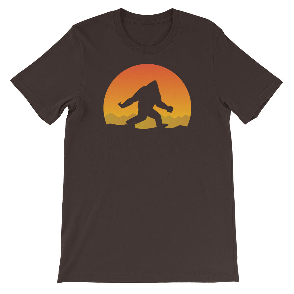 Bigfoot Sunset T-Shirt