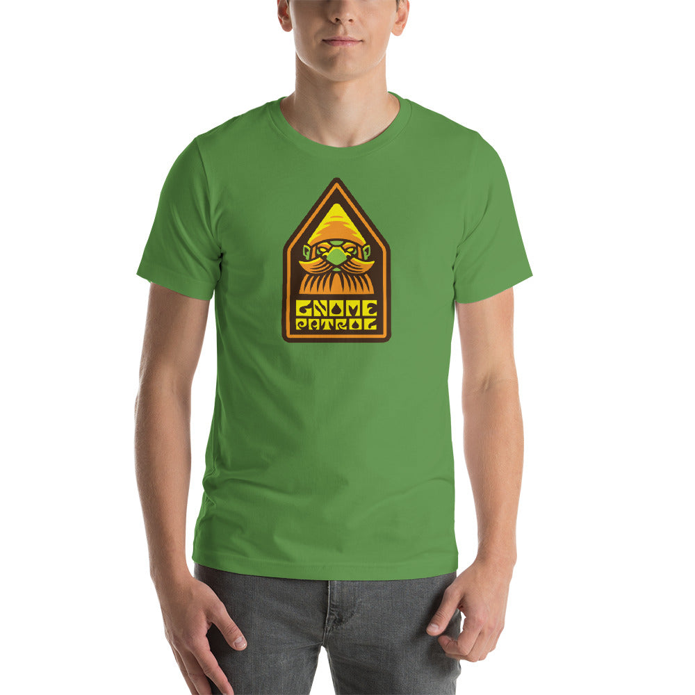 Gnome Patrol Short-Sleeve T-Shirt