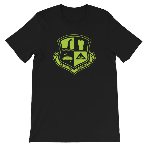 Cryptid Command T-Shirt