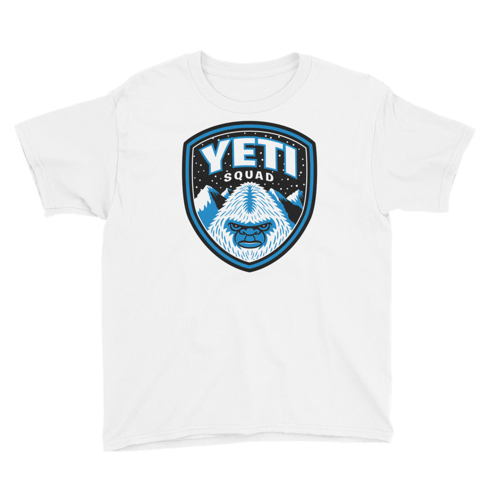 Yeti Squad Youth T-Shirt