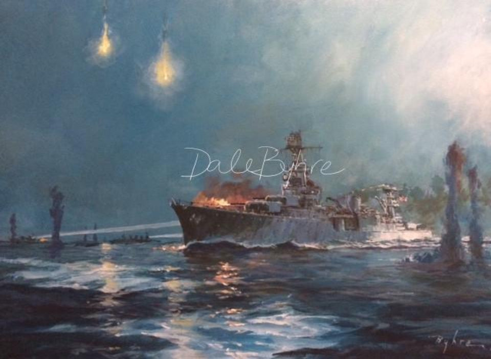 the_uss_houston_marine_art_dale_byhre