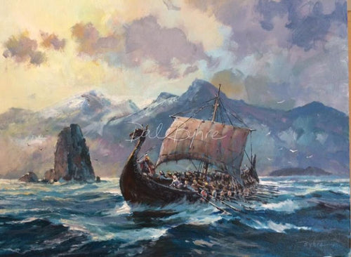 viking_ship_marine_art_dale_byhre