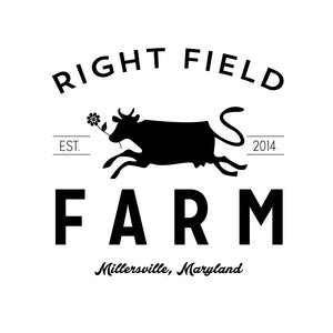 Right Field Farm Logo