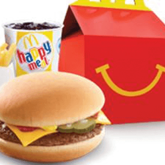 Is a Happy Meal Still a Happy Meal Without a Cheeseburger?