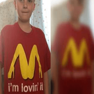 Shocked Mom Apologizes For Sending Son to School in a Massively Inappropriate T-shirt