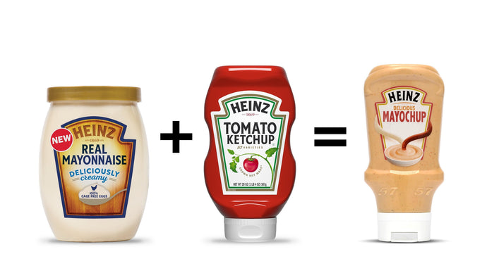 Heinz is Threatening America With a Disgusting New Condiment Called Mayochup and the Internet is Shook