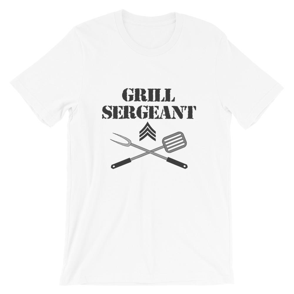 Grill Sergeant T-Shirt - House of Dad