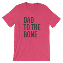 Red Dad To The Bone T-Shirt - House of Dad