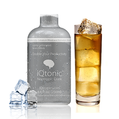 iQtonic - Nootropic Smart Energy Drink