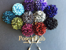 Men's Floral Lapel Pin - Series 3 by Poser Club