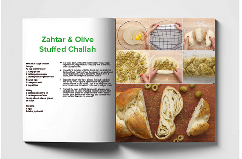 The Jewlish Cookbook
