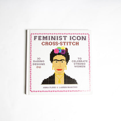 Feminist Icon Cross-stitch
