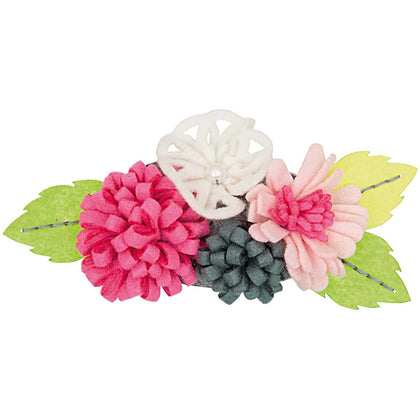 Felt Craft Kit - Flower Bouquet