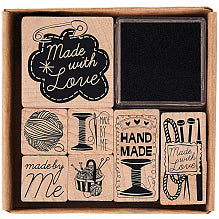 Stamp Set - Handmade