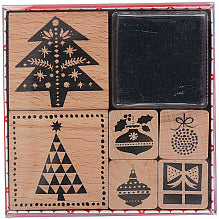 Stamp Set - Christmas Tree