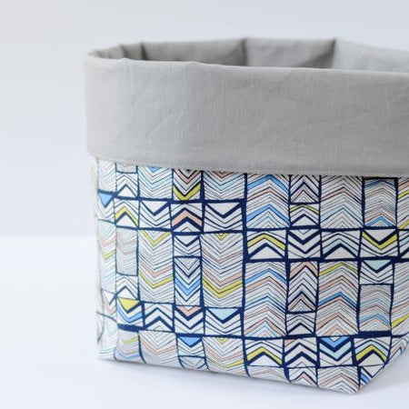 Kids Sewing - Fabric Bucket