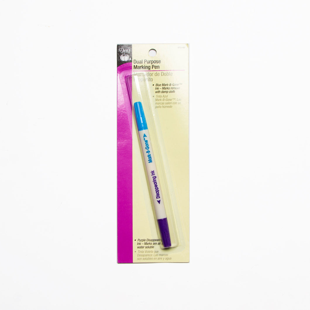 Dritz Dual Purpose Marking Pen