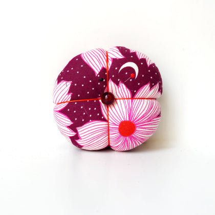 Ruby Star Pin Cushion