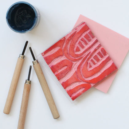 Virtual Class! Intro to Blockprinting