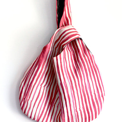 Intro to Sewing - Reversible Knot Bag