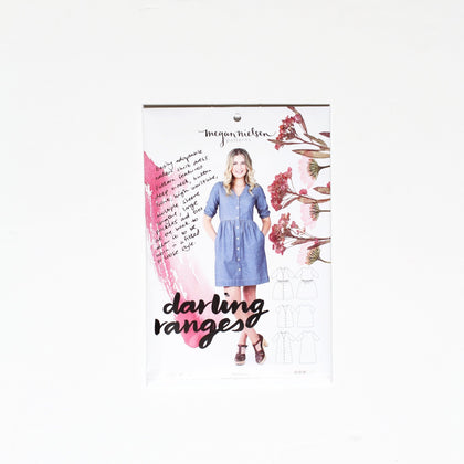 Darling Ranges Dress Pattern