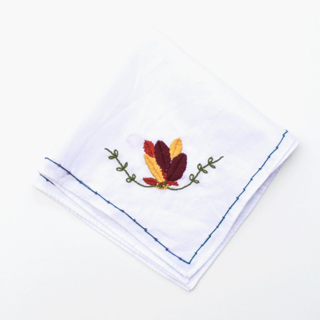 Napkin Embroidery