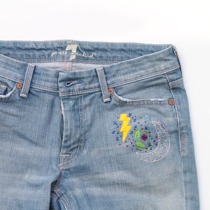 Hand Embroider Your Clothes