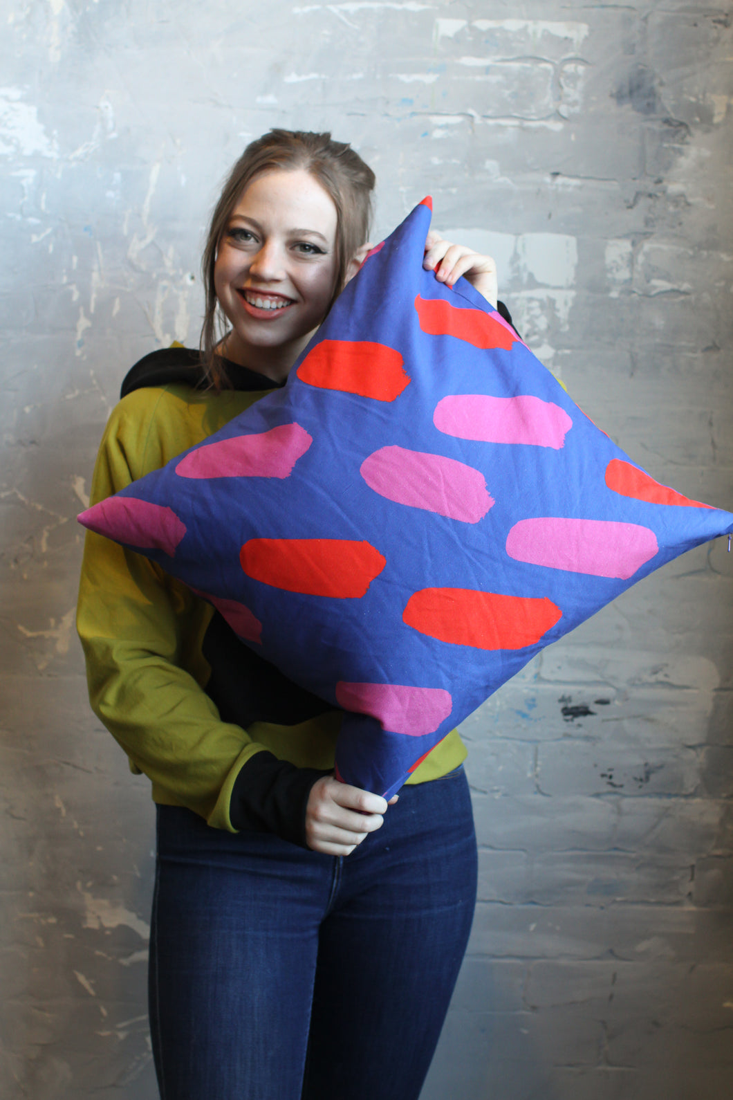 Intro to Sewing - Pillow
