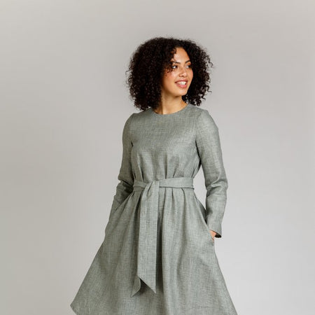 Floreat Dress Pattern