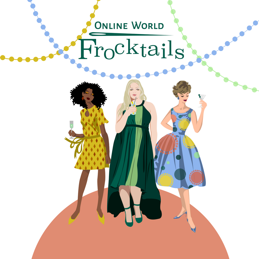 Online World Frocktails Ticket
