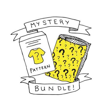 Mystery Bundle - Fabric + Pattern