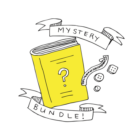 Mystery Bundle - Book + Notions