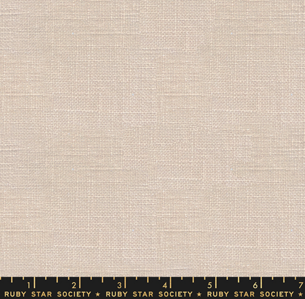 Warp and Weft Wovens - Chore Coat Natural - 1/2 yd