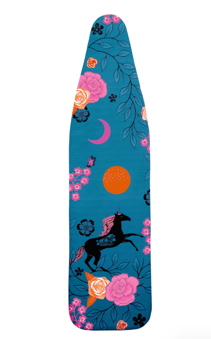 Ruby Star Magic Unicorn Ironing Board Cover